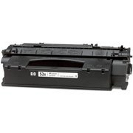 HP 53A (Q7553A) Black Remanufactured Micr Toner Cartridge
