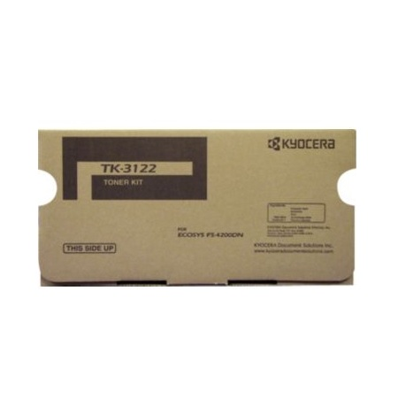 Kyocera Mita TK-3122 Black Original Toner Cartridge