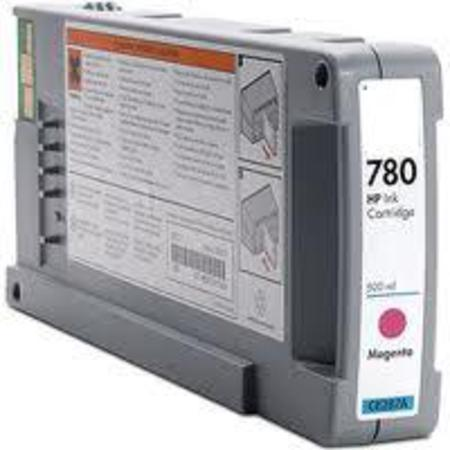 HP 780 Magenta Remanufactured Ink Cartridge (CB287A)