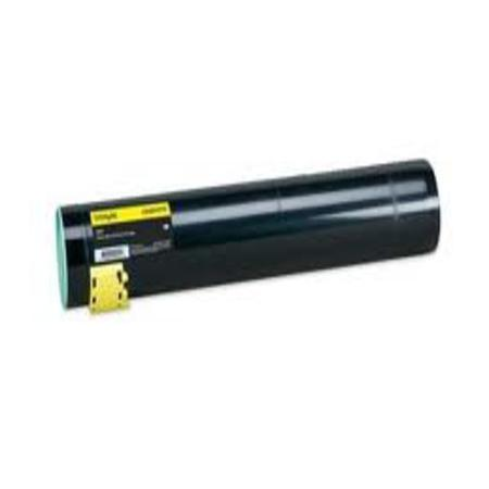 Lexmark C930H2YG Yellow Remanufactured High Yield Laser Toner