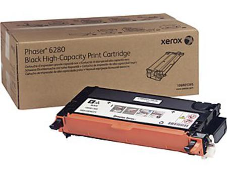 Xerox 106R01395 Black Original High Capacity Toner Cartridge