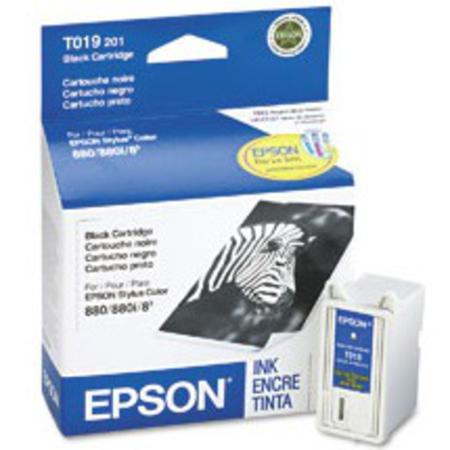 Epson T019 (T019201) Original BlackCartridge