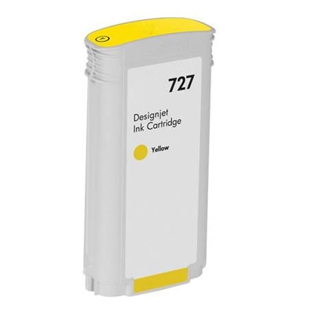 Compatible Yellow HP 727 High Yield Ink Cartridge (Replaces HP B3P21A)