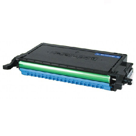 Dell J394N Original High Capacity Cyan Toner Cartridge (330-3792)