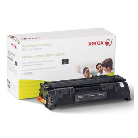 Xerox Premium Replacement Black Standard Capacity Toner Cartridge for HP 05A (CE505A)