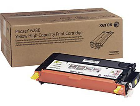 xerox 106R01394 Yellow Original High Capacity Toner Cartridge