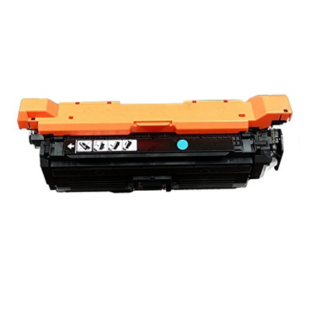 HP 654A Cyan Remanufactured Toner Cartridge (CF331A)
