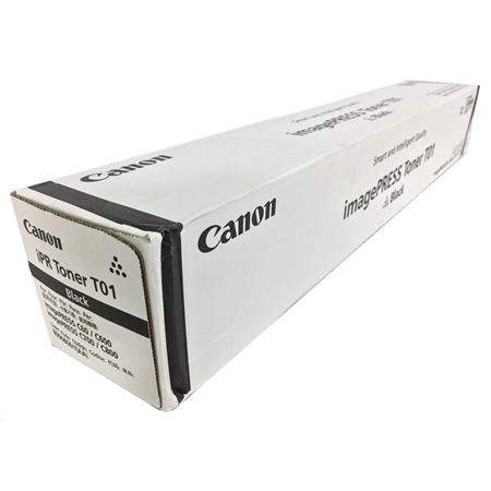 Canon T01BK Black Original Toner Cartridge (8066B001AA)