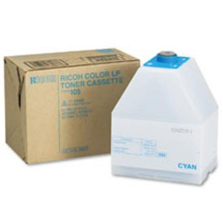 Ricoh 885375 Original Cyan Toner Cartridge