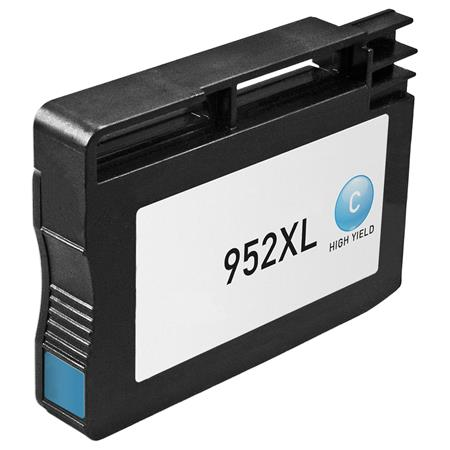 HP 952XL (L0S61AN) Cyan Remanufactured High Capacity Ink Cartridge