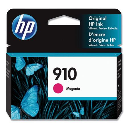 HP 910 (3YL59AN) Magenta Original Standard Capacity Ink Cartridge
