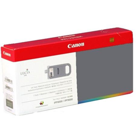 Canon PFI-702GY Original Gray Ink Cartridge