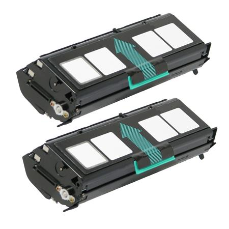 Compatible Twin Pack HP 75A Black Toner Cartridges