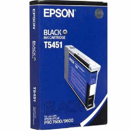 Epson T5451 Black Original Ink Cartridge