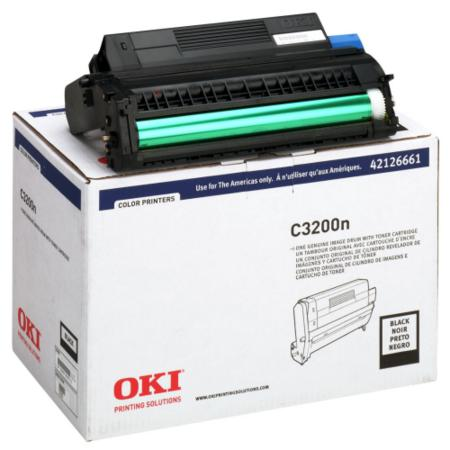 OKI 42126661 Black Original  High Capacity Drum Unit