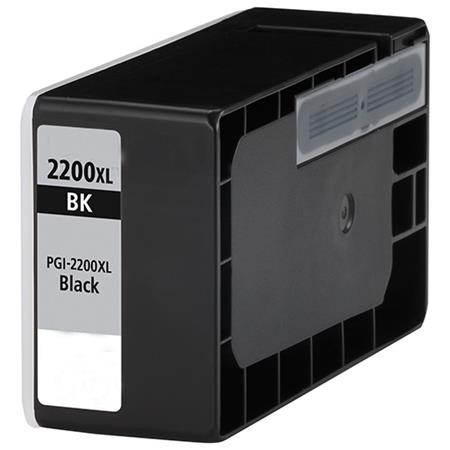 Compatible Black Canon PGI-2200XLBK Ink Cartridge (Replaces Canon 9255B001)