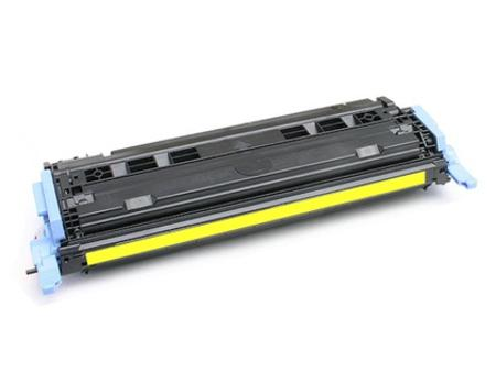 HP 507A (CE402A) Yellow Remanufactured Standard Capacity LaserJet Toner Cartridge