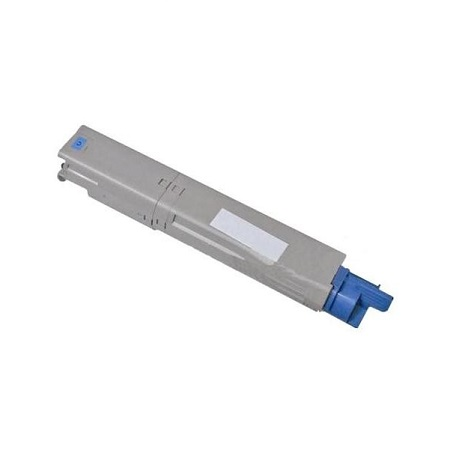OKI 43459303 Remanufactured Cyan Toner Cartridge