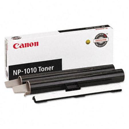 Canon NP-1010  Original Black Toner Cartridge 2/Pack (NP101020)