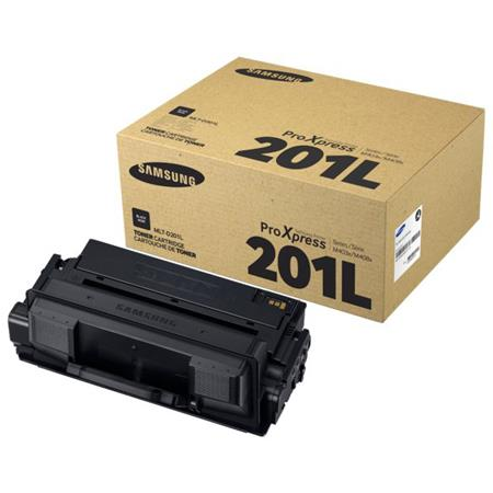 Samsung MLT-D201L Original Black High Capacity Toner Cartridge