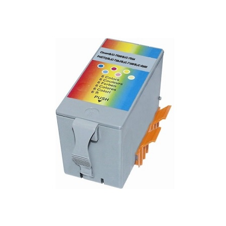 Canon BCI-62e Photo 6 Color Compatible Cartridge