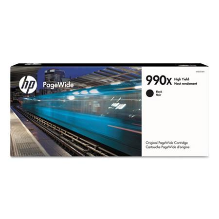 HP 990X (M0K01AN) Black Original High Capacity PageWide Cartridge