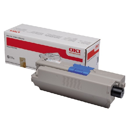 OKI 44844512 Black Original Toner Cartridge