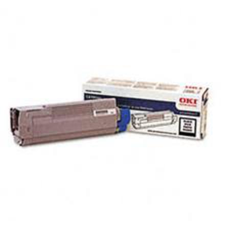OKI 43324420 Black Original Toner Cartridge
