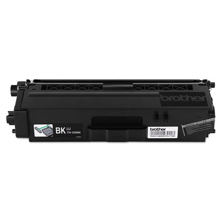 Brother TN336BK Original High Capacity Black Toner Cartridge