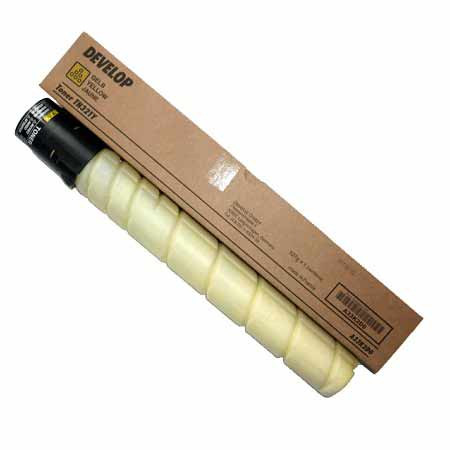 Konica Minolta TN321Y Yellow Original Toner Cartridge