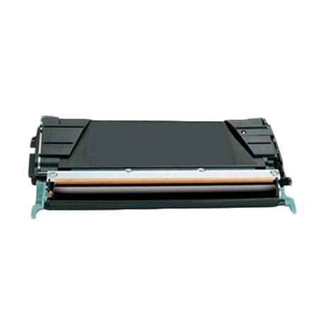 Lexmark C734A1KG Black Remanufactured Toner Cartridge