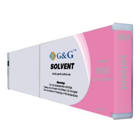 Mimaki SS2 Compatible Eco-Solvent Light Magenta Inkjet Cartridge
