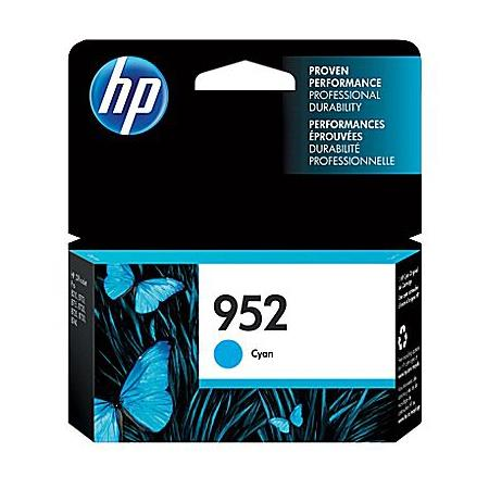 HP 952 (L0S49AN) Cyan Original Standard Capacity Ink Cartridge