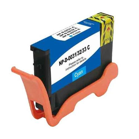 Dell 331-7381 (Series 32) Original Cyan Extra High Capacity Single Use Ink Cartridge (N06MK)