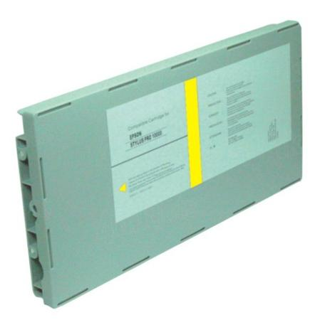 Epson T512011 (T512) Remanufactured Yellow Ink Cartridge