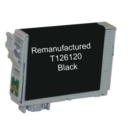 Epson 126 Black Remanufactured High Capacity Ink Cartridge