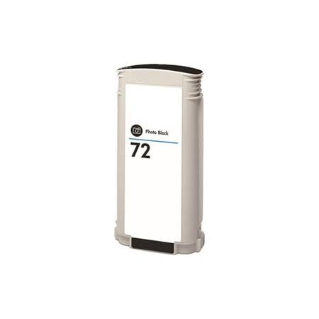 HP 72 Photo Black Remanufactured High Capacity Ink Cartridge (C9370A) (130ml)