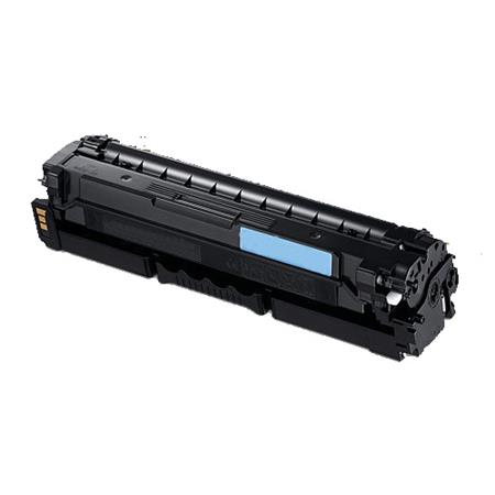 Samsung CLT-C503L Cyan Remanufactured High Capacity Toner Cartridge