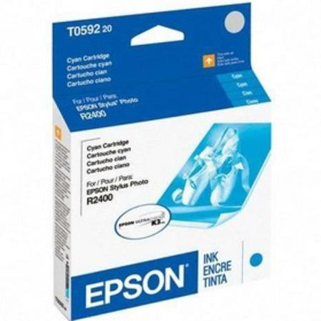 Epson T0592 (T059220) Cyan Original Cartridge