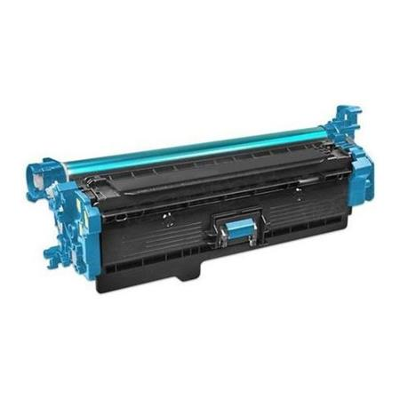Compatible Cyan HP 508X High Yield Toner Cartridge (Replaces HP CF361X)