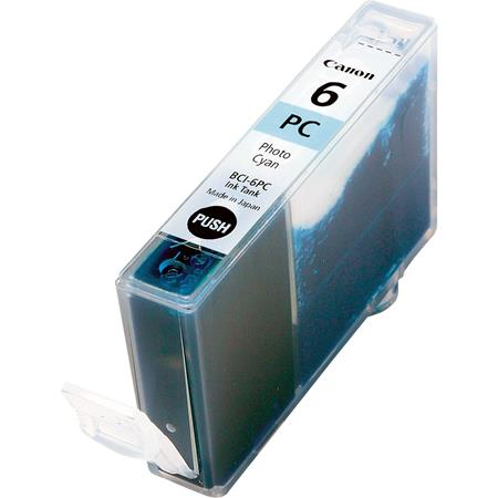 Canon BCI-6PC Photo Cyan Original Cartridge