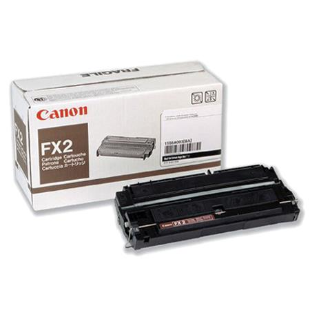 Canon FX2 Black Original Laser Toner Cartridge