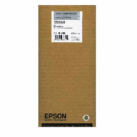 Epson T5969 Light Light Black Original Ink Cartridge