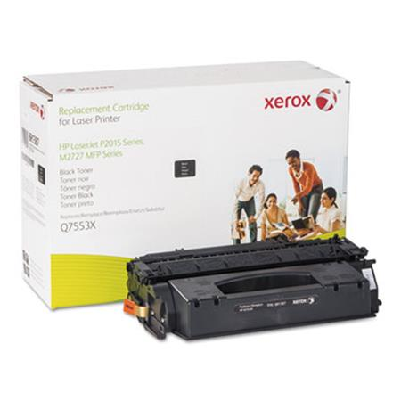 Xerox Premium Replacement Black Toner Cartridge for HP 53X (Q7553X)