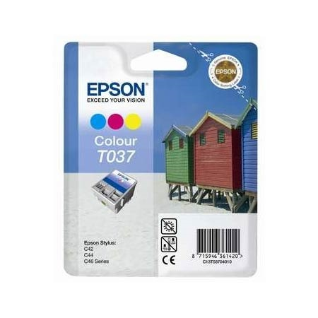 Epson T037 (T037020) Color Original Ink Cartridge