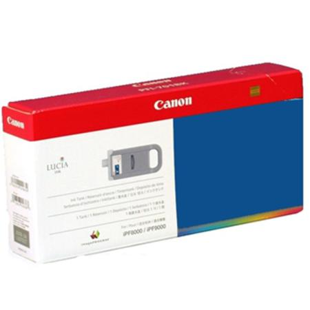 Canon PFI-701B Original Blue Ink Cartridge