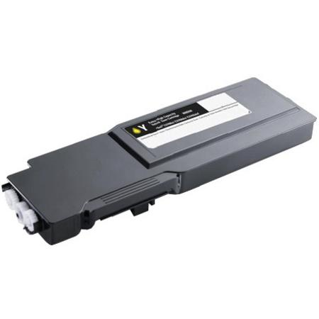 Compatible Yellow Dell 331-8430 Extra High Capacity Toner Cartridge