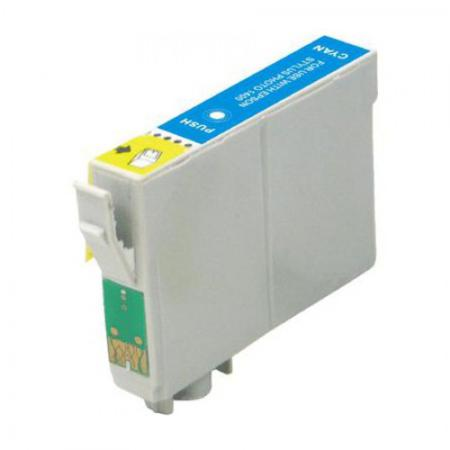 Epson T0592 (T059220) Cyan Remanufactured Ink Cartridge