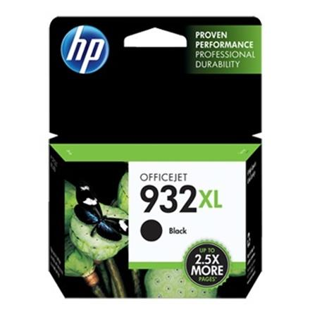 HP 932XL Black Original High Capacity Ink Cartridge (CN053AN)
