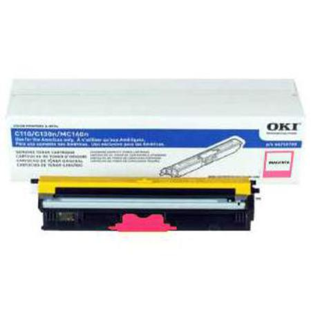 OKI 44250714 Magenta Original High Capacity Toner Cartridges
